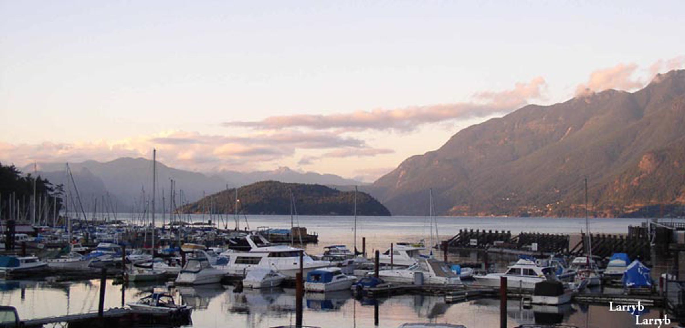 Horseshoe Bay Harbour, Vancouver
